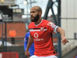 Chambers seguirá siendo capitán del Walsall. Walsall FC