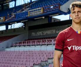 He is wanted by Napoli. Sparta