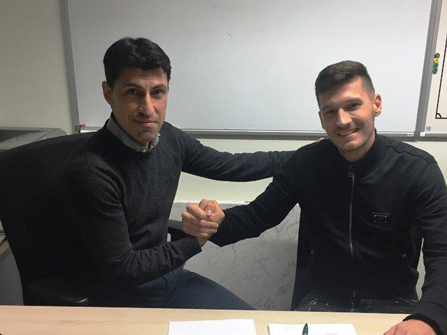 Ádam Pinter llega procedente del Ferencváros. GreutherFürth