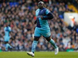 Adebayo Akinfenwa spoke about his motivations. AFP