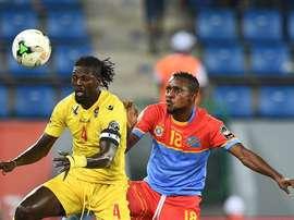 Togo no pudo con el Congo. AFP
