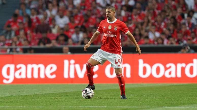 El Benfica se estrella contra un muro. SLBenfica