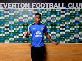 Ademola Lookman has signed for Everton from Charlton. Everton FC