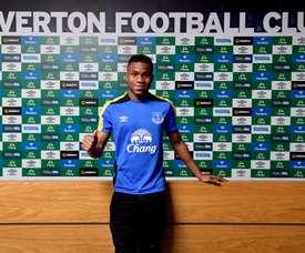Lookman a impressionné en Allemagne. Everton FC