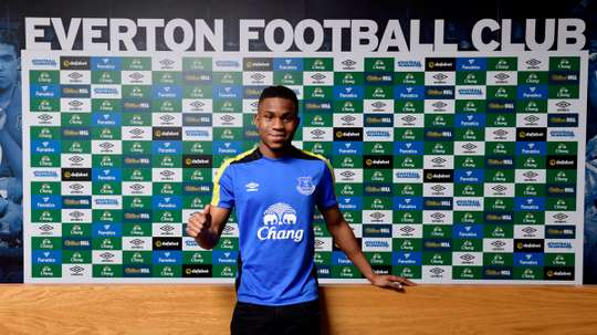 Everton's Lookman could make permanent move to Bundesliga. EvertonFC