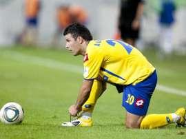 Adnan Aganovic jugará la próxima temporada en el Steaua de Bucarest. Dubrovacki