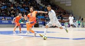 La LNFS, con representación en la Selección Argentina. LNFS