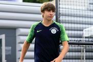 Bernabé debutó con el City. ManCity