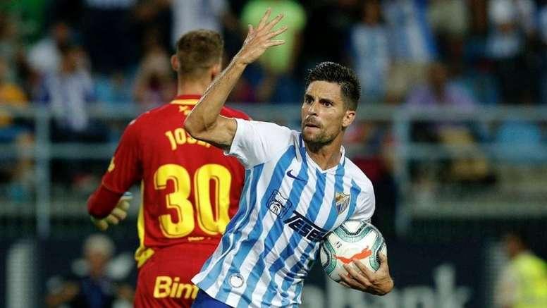 Adrián pidió dar un paso adelante ante el Tenerife. LaLiga