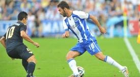 Adrián López volvió a la titularidad con el Oporto. FCPorto