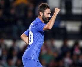 Adrián volvió a reencontrarse con el gol. FCOporto