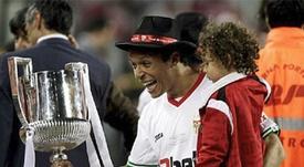 El brasileño podría regresar a la Liga Española. EFE