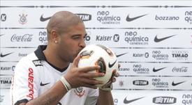 Adriano o la añoranza del futbolista que podría haber sido. EFE