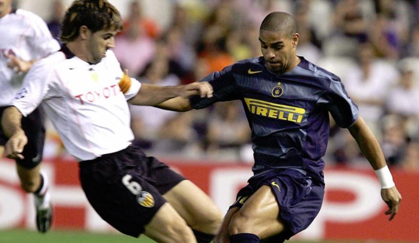 El calvario que vivió Adriano por su alcoholismo en Inter de Milán