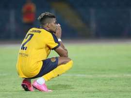 AEL Limassol tem novo técnico. Twitter @ael_fc