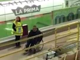 El Foggia ha condenado este suceso y trabajará para identificar al farsante. RepTV