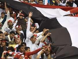 Al Sunaini y Yemen consiguieron todo un hito. AFP