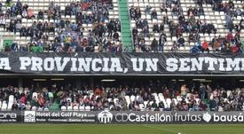 El Castellón pide la ayuda del Ayuntamiento para la cesión de Castalia. CDCastellon