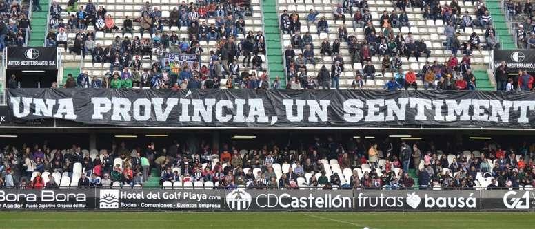 El Castellón sigue adelanta en la fase de ascenso. CDCastellon