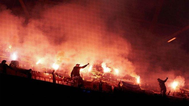 La UEFA pone en suspenso la sanción al Feyenoord. EFE/Archivo