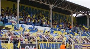 150 mil ingressos vendidos para uma partida imaginária. AFP
