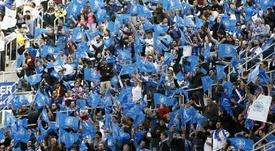 'Heliodoro Solidario' repite con el Tenerife por tercer año consecutivo. CDTenerife