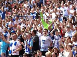 Tranmere will be in League 1 next season after their play-off final victory. Tranmere