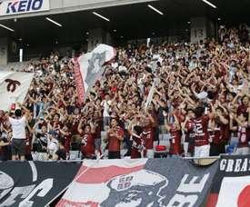 Cayeron por la mínima ante el FC Tokyo. Twitter/VisselKobe