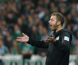 Le Bayer n'a fait qu'une bouché du Werder Brême. EFE