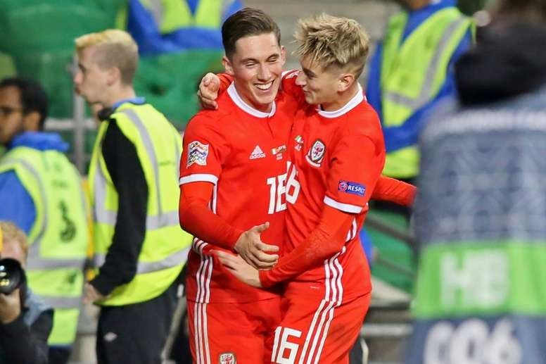 Harry Wilson, a un paso del Cardiff City. AFP