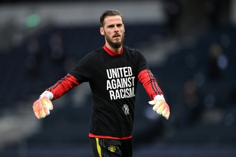 David De Gea receives Solskjaer's backing