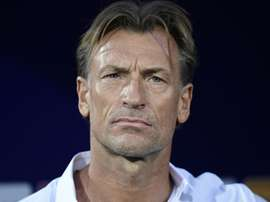 Renard expects 'tough game' against struggling South Africa. AFP