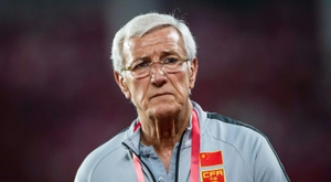 China at crossroads again as Lippi quits