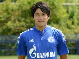 Schalkes defender Atsuto Uchida, pictured on July 17, 2014, has not made a single appearance for Schalke this season and last played in the Bundesliga almost exactly a year ago
