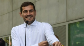Casillas only cares about win. AFP