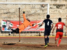 In war-battered Syria, pay demands turn football into curse. AFP