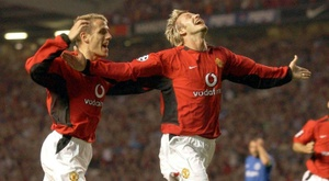 Neville 'right man' for Miami job: Beckham. AFP