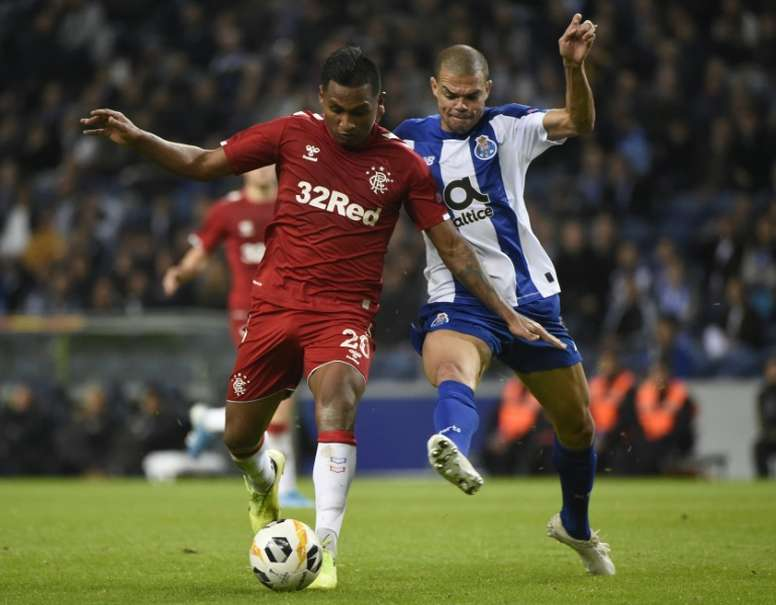 Morelos could be moving to France. AFP