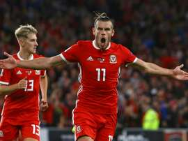 Giggs rarely watches Wales' star man Gareth Bale. AFP