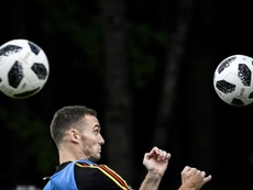 Vermaelen is raring to go for the Tottenham clash this week. AFP
