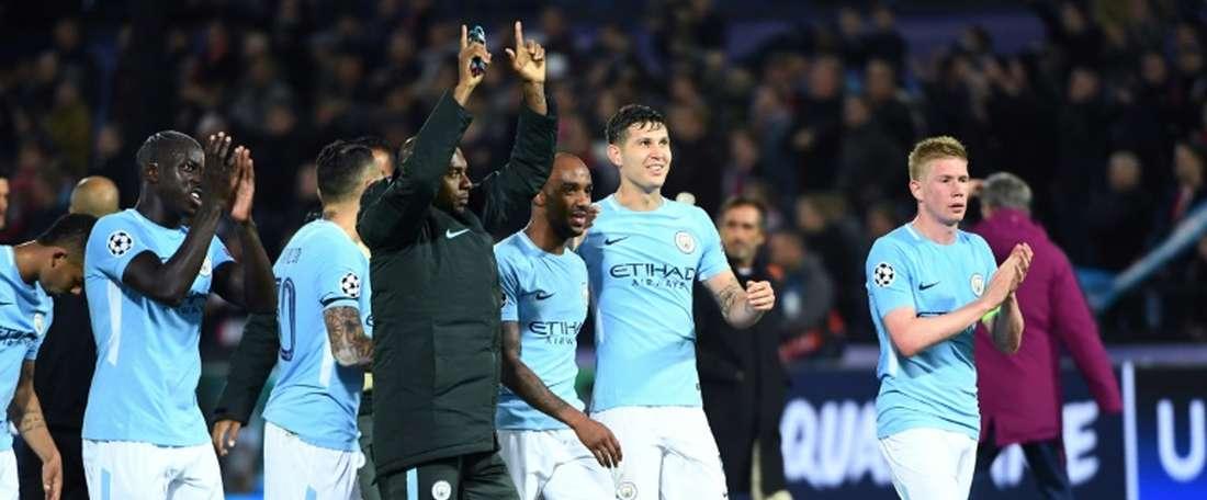 Manchester City ne cesse de travailler et piste un jeune espoir turc, Berze Ozer. AFP