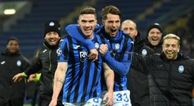 En Italia piden dar el título al Atalanta. AFP