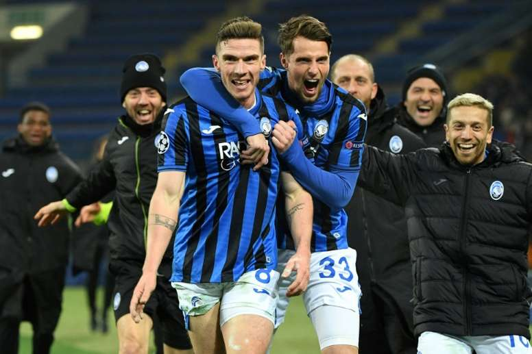 Chasing The Dream Atalanta Ride Wave Of Remarkable Run In Champions League Besoccer