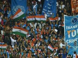 La Seleccción India renunció al Mundial de 1952. AFP