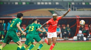 Guangzhou Evergrande won 3-1. AFP