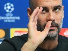 Guardiola backs Fernandinho as Man City defensive crisis bites. AFP