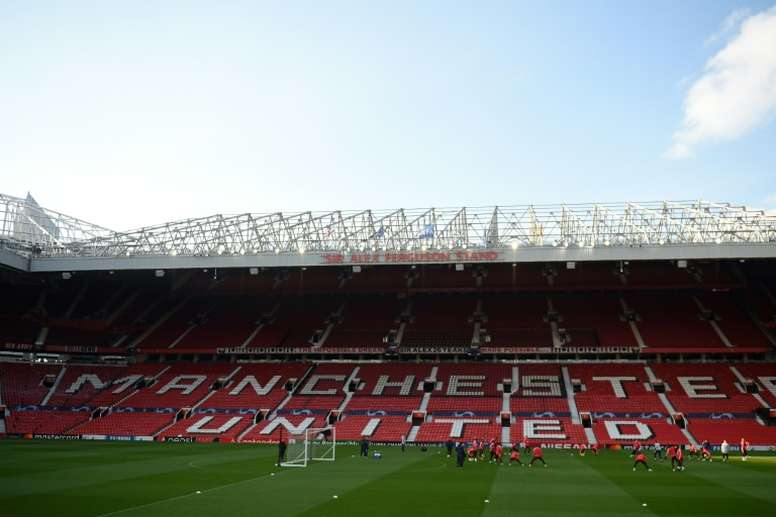 Man Utd guarantee pay for casual workers. AFP
