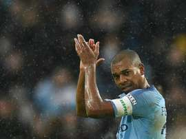 Fernandinho says his team will put in the effort. AFP