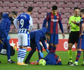 Barcelona fight back to reignite title bid. AFP