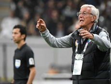 China coach Marcelo Lippi has tough job ahead of him. AFP